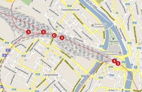 Swisstrains