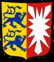110px-landeswappen_schleswig-holstein