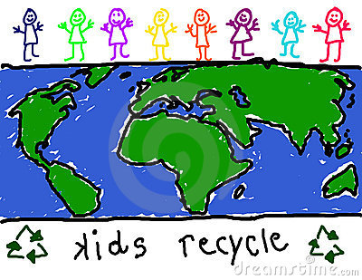Children-for-recycling-awareness-thumb5763494