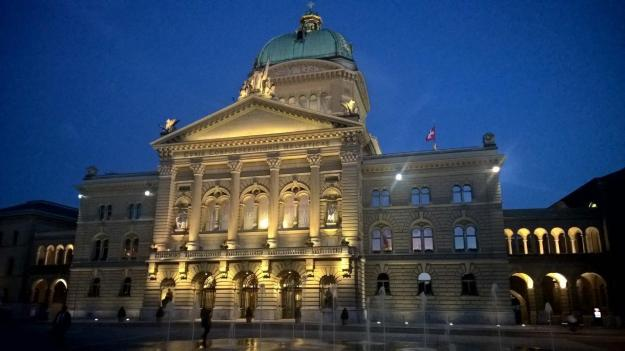 Bundeshaus Flickr